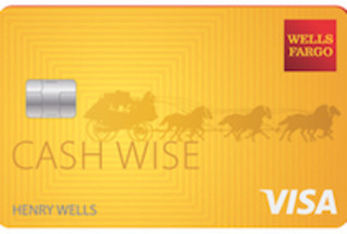 Wells Fargo Cash Wise Visa® Card