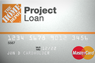 Home Depot Credit Cards