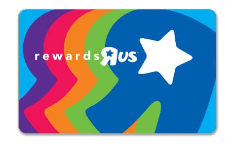 "Rewards""R""Us Card"